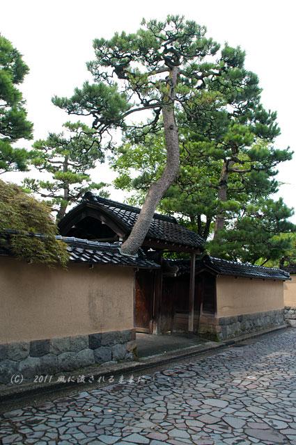 金沢・長町武家屋敷4