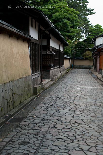 金沢・長町武家屋敷5