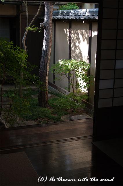奈良・ならまち 格子の家1