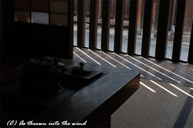 奈良・ならまち 格子の家4