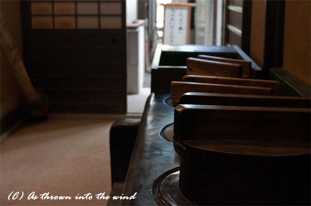奈良・ならまち 格子の家5