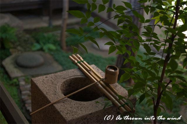 奈良・ならまち 格子の家8