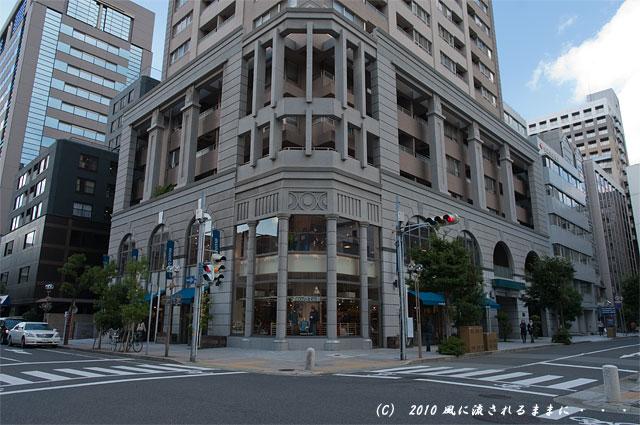 神戸・旧居留地 街並み2