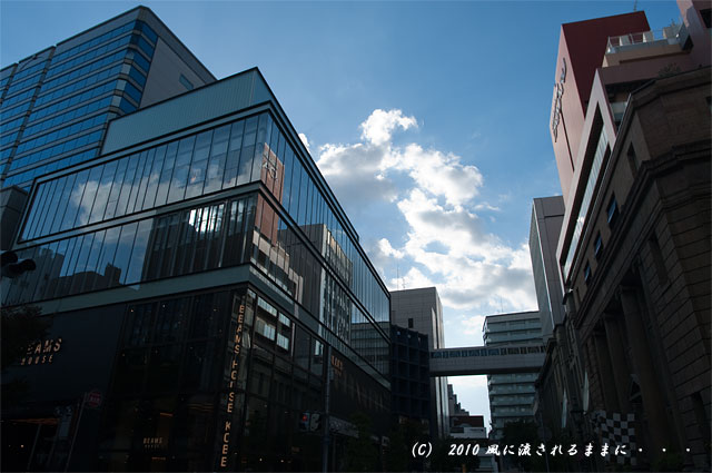 神戸・旧居留地 街並み7