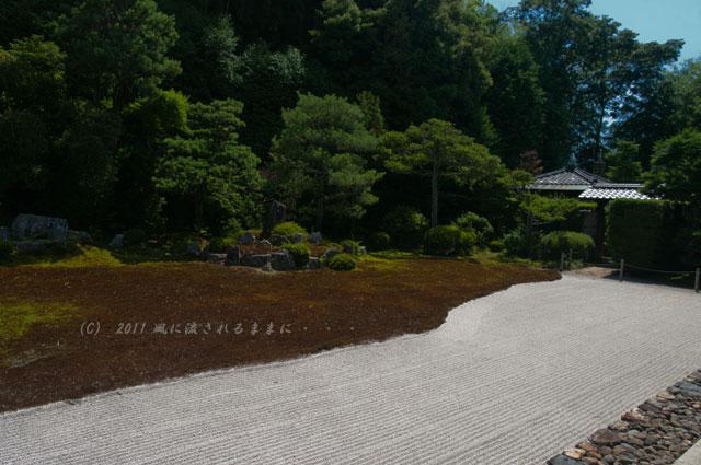 京都・芬陀院(ふんだいん) 雪舟庭園4
