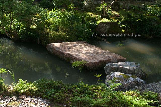京都・実相院 庭園4