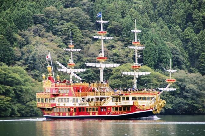 DSC09030芦ノ湖海賊船