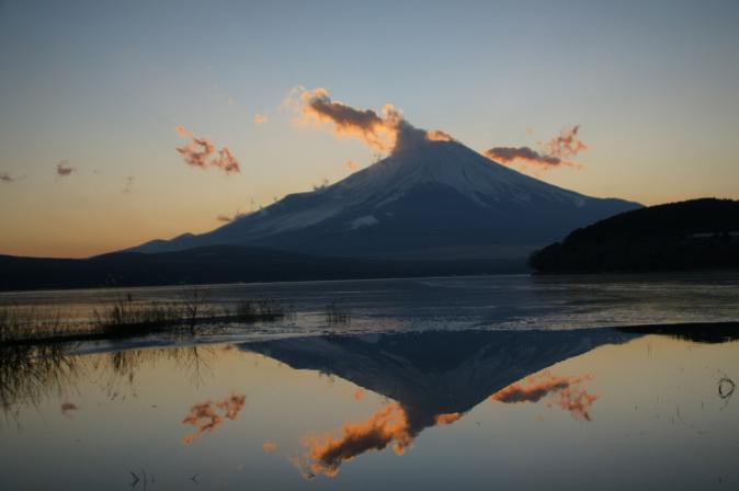 DSC02517富士山110122?