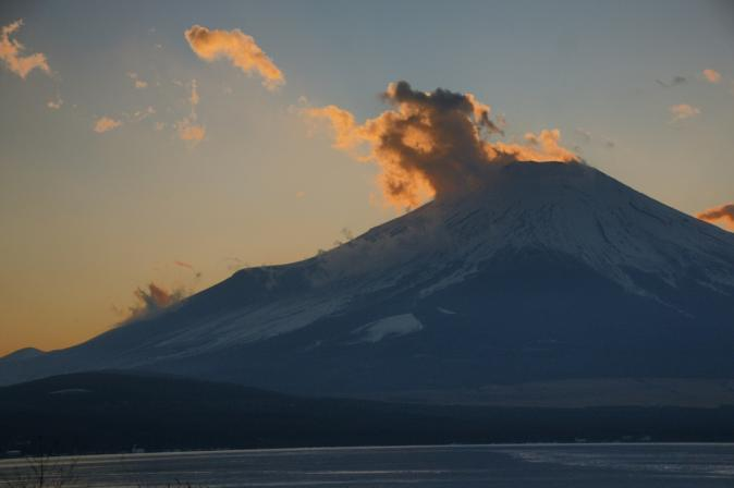 DSC02516富士山110122?