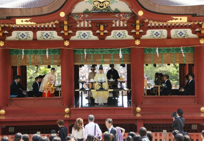 DSC02130八幡宮結婚式