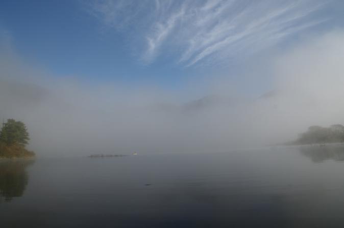 DSC08285精進湖靄