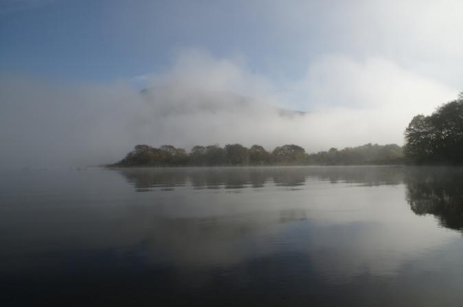 DSC08259精進湖靄