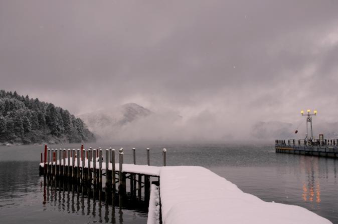 DSC00183雪の芦ノ湖