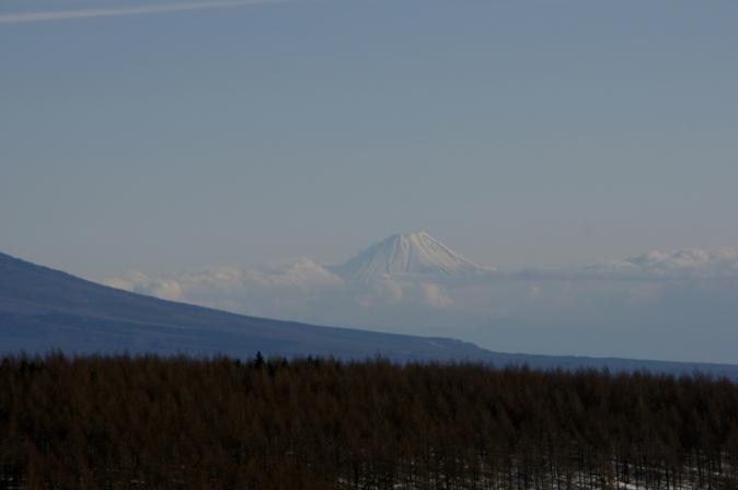 DSC01762-加工八ヶ岳&富士