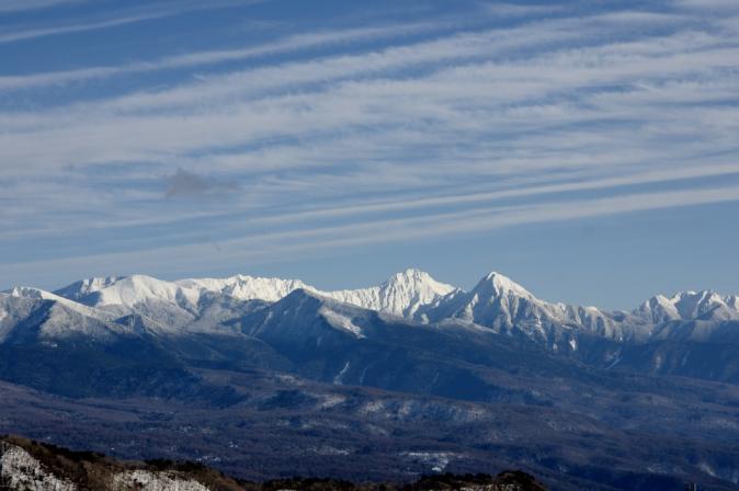 DSC01734加工八ヶ岳&富士