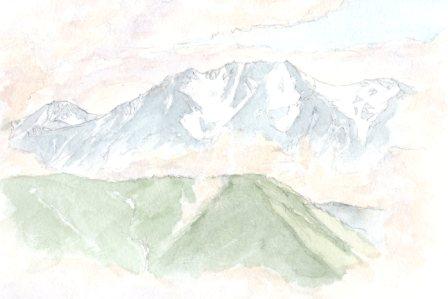 10071818冷池から立山