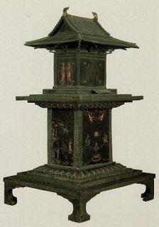 法隆寺はほとんど独占状態で見ることができます