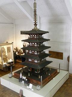 建築物が奈良から東京まで運ばれたわけです
