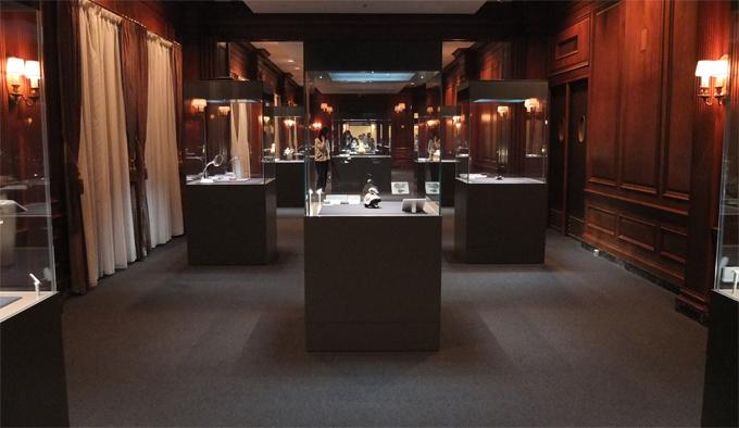 こちらは,今の展示室1です