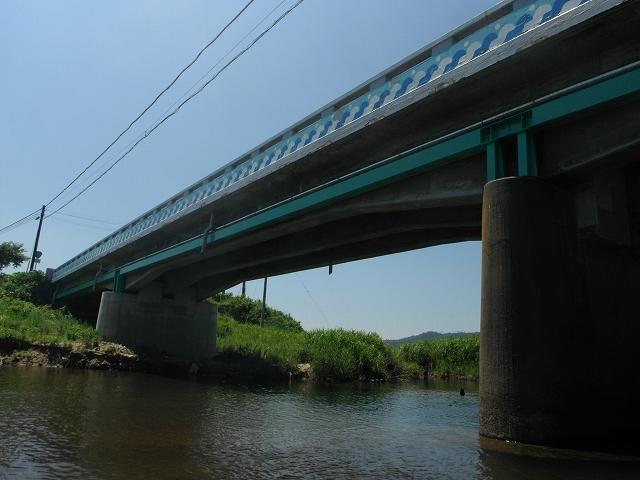 いつも見ている橋