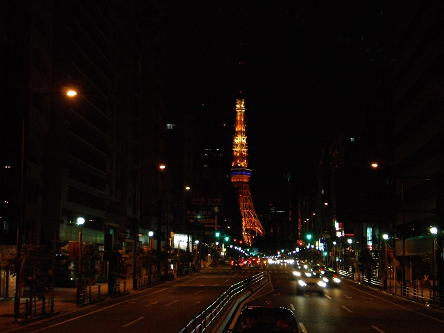 東京経由で帰ってきました。