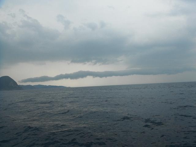 ドラゴン雲