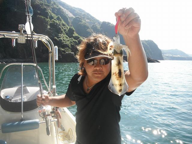 俺も釣っちゃってます。