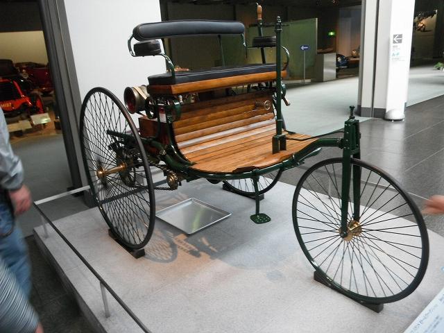 世界初の自動車