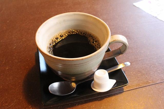ホッとコーヒー