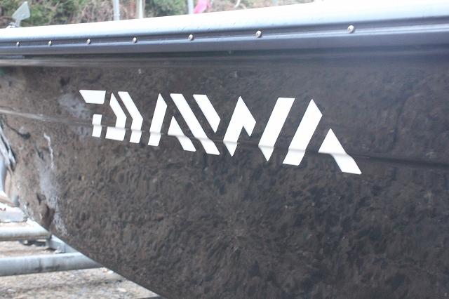 DAIWAステッカー