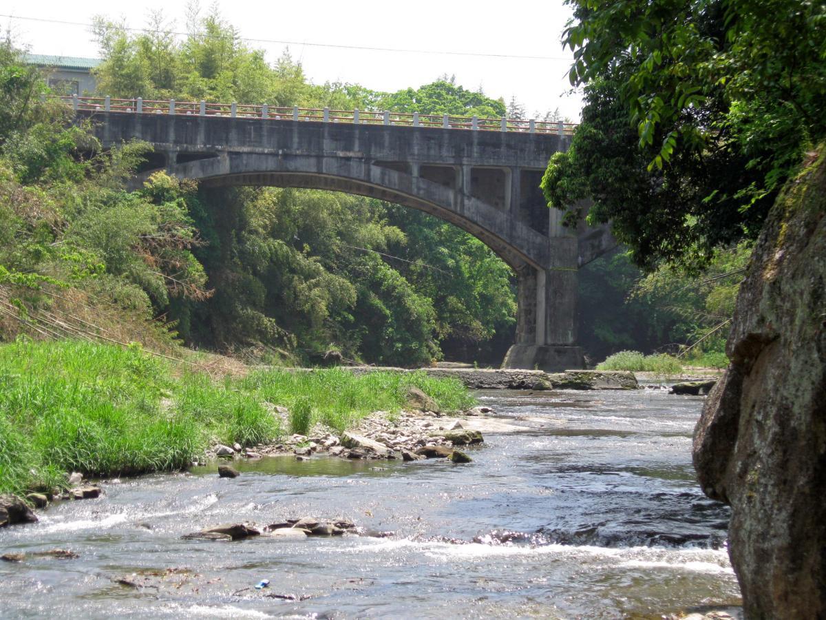 御坂・サイフォン橋