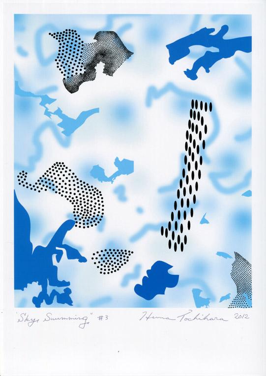 Hiina Tochihara 〝Sky Swimming〟#3