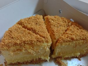 アンリシャルパンティエWチーズケーキ(小)
