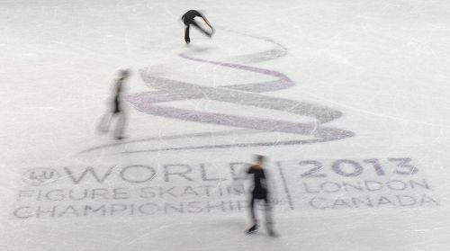 カナダロンドンワールド2013