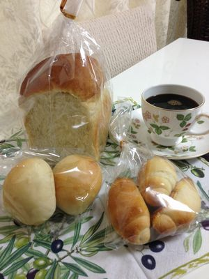 神戸ライフ:kedmlove先生のパン①