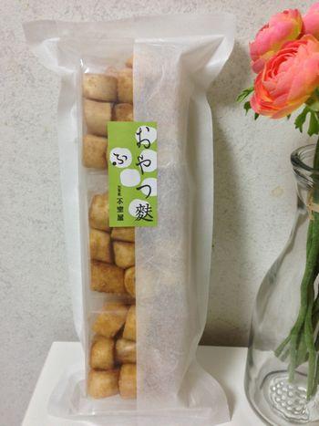 神戸ライフ:麩カフェ おやつ麩
