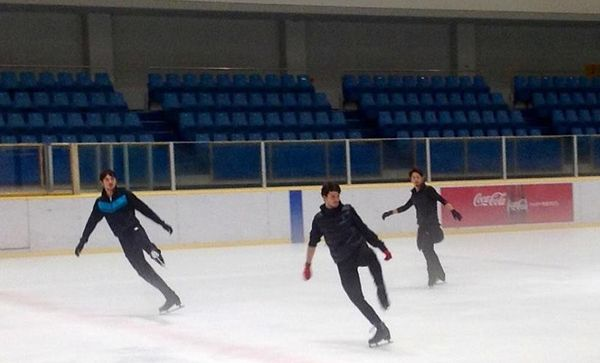 神戸ライフ:Art on Ice 2013