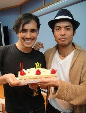 2013.6.21 FM802 DJ野村雅夫さんと 番組ブログより