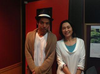 2013.6.21 FM COCOLO キヨミさんと 番組ブログより