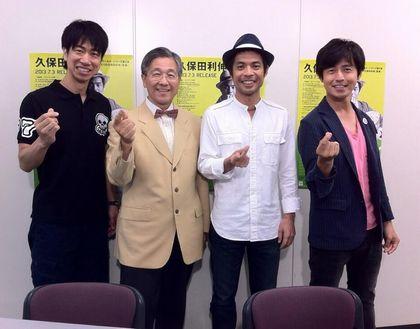 2013.7.1放送 MBSミュージックエッジ(小)