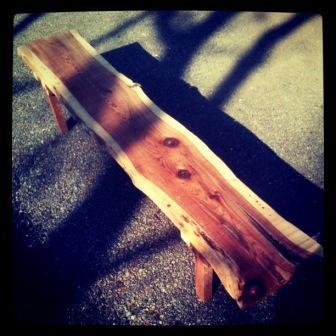 椅子作り (3)