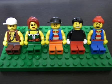 LEGO人形