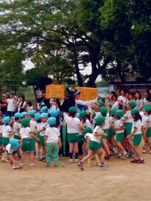 幼稚園110605