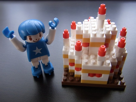 nano block 3