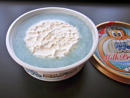 ガリガリ君ミルク2