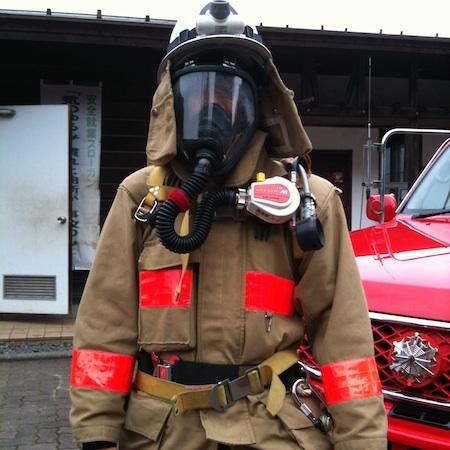 消防体験3