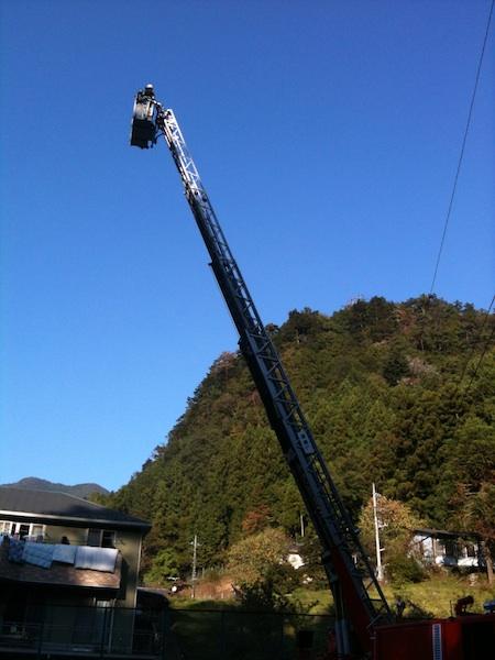 消防体験1