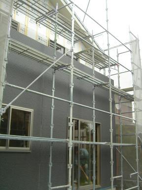 外壁工事 003
