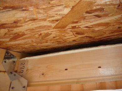 屋根通気層