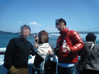 左からだきさんコ●チさん、井●さん